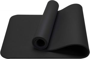 SPICOM Yoga Mats Extra Thicken Non-Slip Exercise Mat Specially Designed For Yoga Gymnastics Workout Meditation Pilates 15mm Thick Large